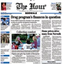 The Hour newspaper, Norwalk, Connecticut