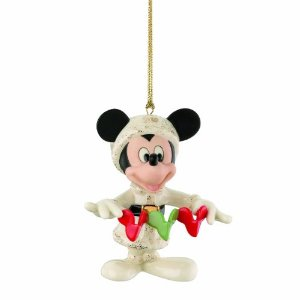 Disney Mickey Mouse Tree Ornaments, Stockings And Decorations