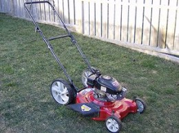 Modern precision mower