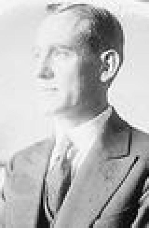 Congressman Eugene Black