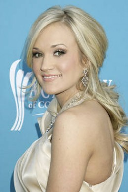 Carrie Underwood -- CMA 2010 Entertainer of the Year