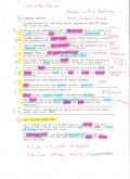 How to do a Script Breakdown