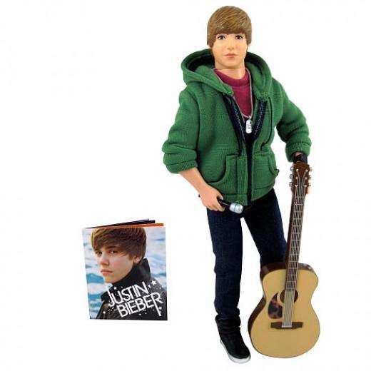 bieber doll. Bieber Doll Singing Baby.