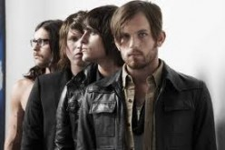 Kings of Leon CD Album Poster T shirts and Merchandise Come Around Sundown Buy Online and Save!