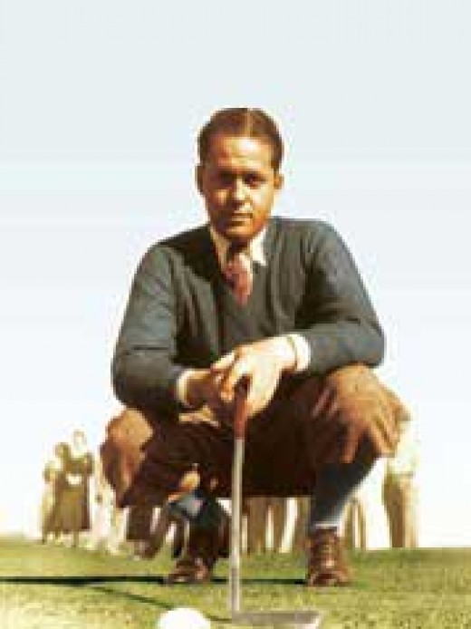 Bobby Jones Golf Legend