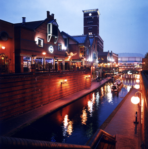 Brindley Place- A Walking Tour of places to visit in Birmingham