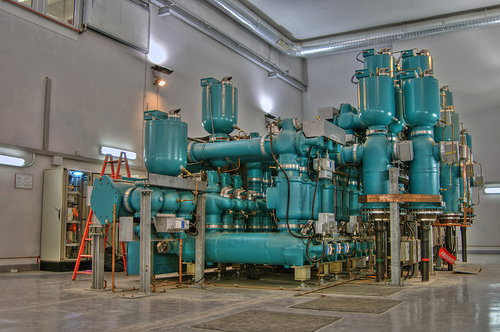 Gas Insulated Substation