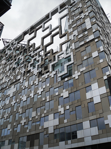 The Cube - A Walking Tour of places to visit in Birmingham