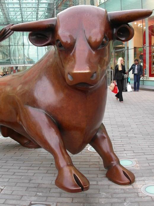 Birmingham Bullring - A Walking Tour of places to visit in Birmingham
