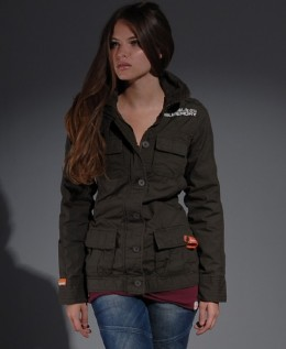 Cult Clothing Military Lite Jacket