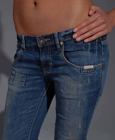 Cult Clothing Superdry Jeans