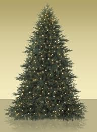 Balsam Fir Artificial Christmas Tree