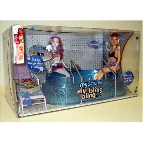Barbie Hot Tub Set