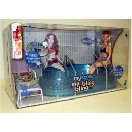 Barbie Hot Tub Set