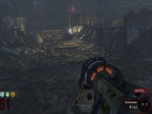 Call Of Duty Black Ops Zombies. • Try and get the thunder gun out of the