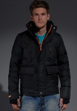Superdry Clothing Rescue Puffa Jacket