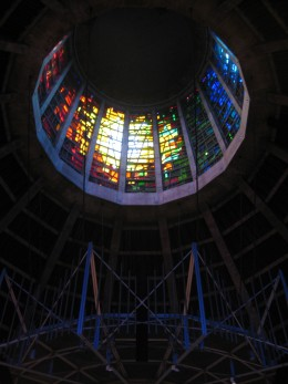 Interior of Liverpool Metropolitan Cathedral