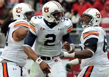 QB Cameron Newton -Jr- (Auburn) - 2010 stats: 148-218 2254yds 24td 6int/ 228att 1336yds 18td/ 2rec 42yds 1td