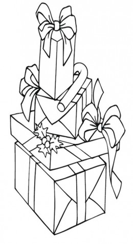 Christmas Kids Coloring Pages Colouring Pictures to Print