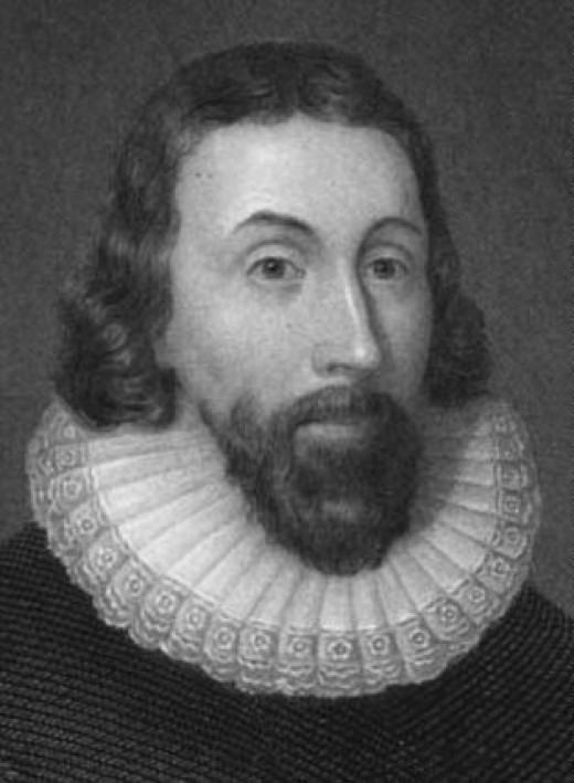 Early American Puritan leader and writer, John Winthrop.