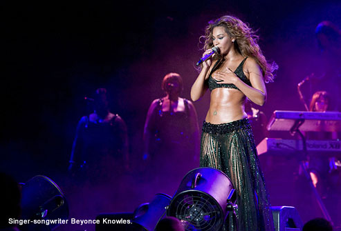 Beyonce After Master Cleanse
