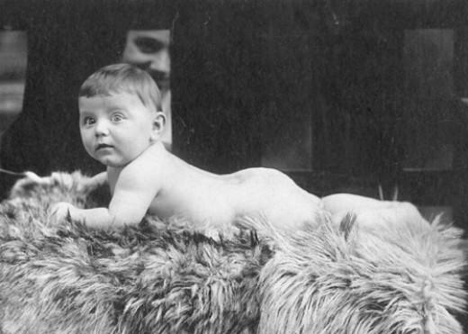 Ernest at 6 months
