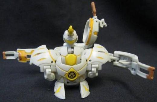 Battle Crusher on Aranaut - Haos