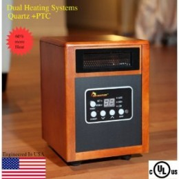Dr. Heater Infrared Heater.