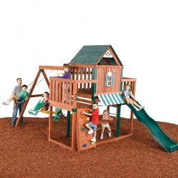 Swing-N-Slide Winchester Wood Playset