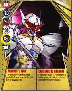 Aranaut Gate Card: Aranauts Turf