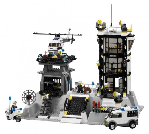 LEGO City Police Headquarters