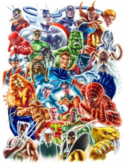 If you could be a superhero, Which superhero would you be and why?