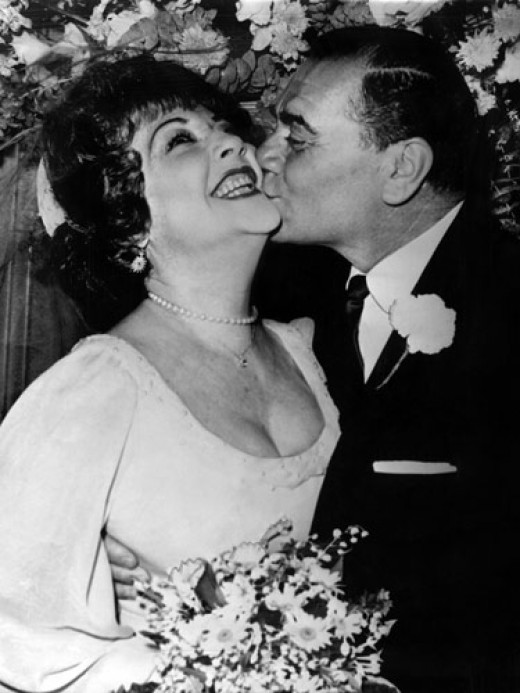 Marriage to Ethel Merman, 1964