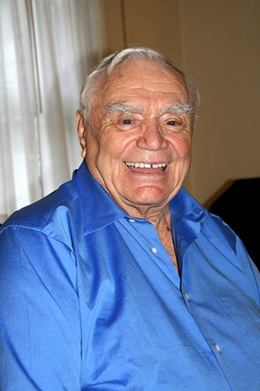 Ernest Borgnine, Superstar and Gentleman