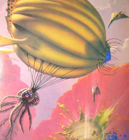 1980 rendition by  National Geographic: Life on Jupiter