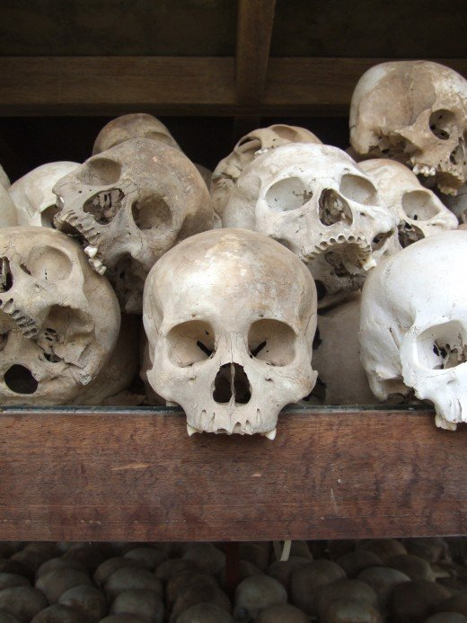 Cambodia Killing Fields