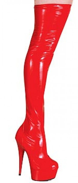 thigh high boots for