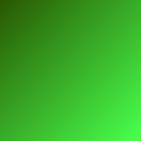 This image shows a fraction of the shades of green available for our enjoyment.