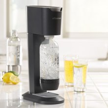 Sodastream soda maker  The kit can cost anywher from $79,99 to $99,99