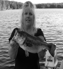 Fishing in the best lakes in Algonquin Provincial Park