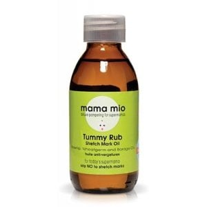 A Great Oil to Prevent Stretch Marks