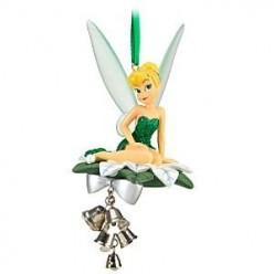 Tinker Bell Christmas Ornaments are Here!