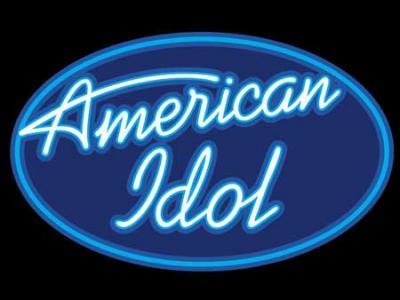 The FOX TV:American Idol show logo