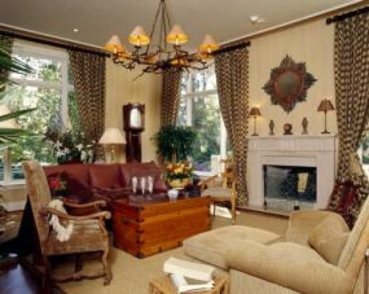An ECLECTIC Room