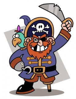 Childrens Pirate Party
