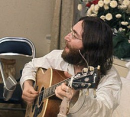 John Lennon -In My Life:   Image From Wikipedia