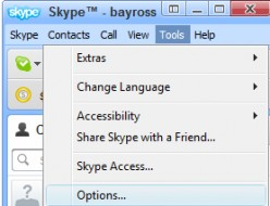 Configuring Skype - Part One