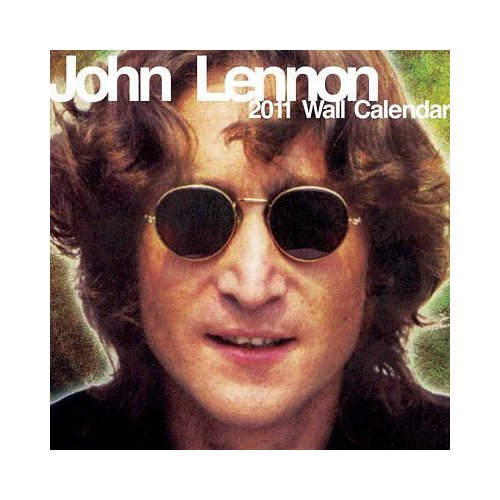 John Lennon: Imagine Peace 12-Month 2011 Music Wall Calendar