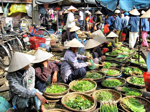 Vietnam Culture: Food Markets