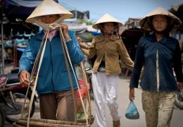 Vietnam Culture: Markets